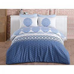 BedTex Bavlnené obliečky Trevi Blue