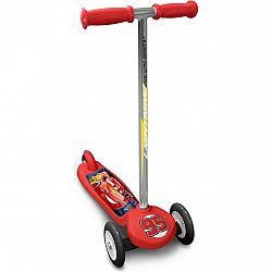 Buddy Toys BPC 4120 Kolobežka Cars, červená