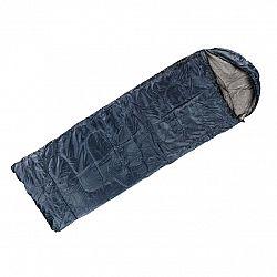 Nawalla Spací vak s podhlavníkom modrá, 5 °C