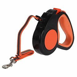 Vodítko pre psov Pet guide oranžová, 5 m
