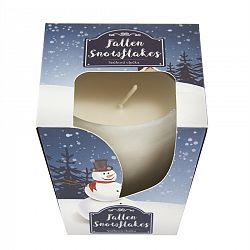 Vonná sviečka Fallen Snowflakes, 100 g