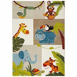 Detský Koberec Jungle