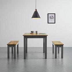 Stôl Z Masívu 130x80 Cm 'maxi'